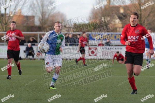 Voetbalderby RKDES Kudelstaart VS FC Aalsmeer - Kicksfotos.nl